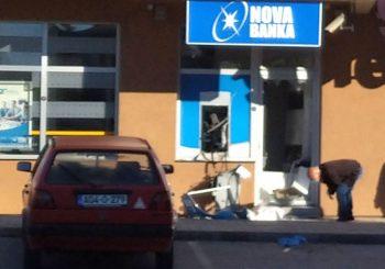 PALE: Pljačkaši raznijeli bankomat, sa novcem pobjegli prema Kantonu Sarajevo