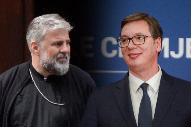 Grigorije kandidat opozicije u srbiji 2020