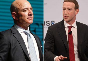 EFEKTI PANDEMIJE: Porasla vrijednost dionica Amazona i Fejsbuka