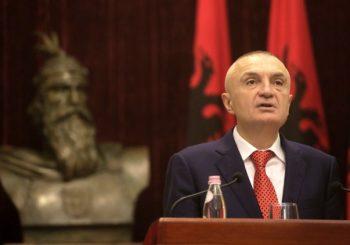 ALBANIJA: Parlament nije podržao opoziv predsjednika Ilira Mete