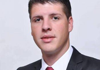 TREBINJE: Odbornik Bojan Šapurić napustio DNS