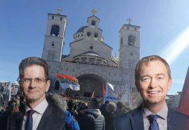 BRITANSKI POSLANICI BRANE SVETINJE U CRNOJ GORI: Pretnja hrišćanstvu bliža nego ikada