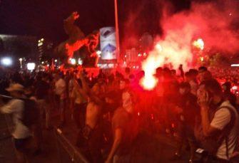 Prljavi trag crnogorskog režima u organizovanju nereda u Beogradu