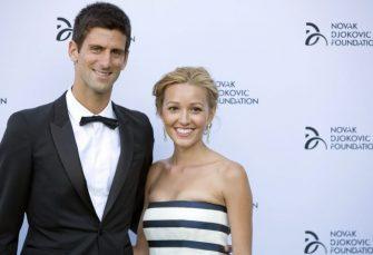 Novak i Jelena Đoković negativni na virus korona