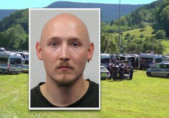 """NJEMAČKA: Policija uhapsila """"Ramba iz Švarcvalda"""", u potrazi učestvovalo 2.430 ljudi"""