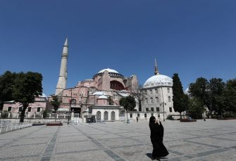 ERDOGAN ŽELI DŽAMIJU: Sud u Turskoj ukinuo Ataturkovu odluku da Aja Sofija bude muzej
