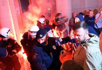 SAZNANJA SLUŽBI: Grupa od 50 Crnogoraca dolazi da izazove haos u Beogradu