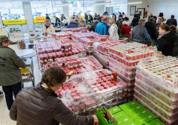 CIJENE 20 ODSTO NIŽE OD TRŽIŠNIH: Ruski prehrambeni lanac MERE ulazi na srpsko tržište