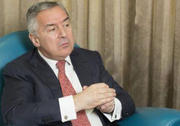 Podnesena krivična prijava protiv Đukanovića