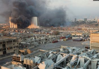 LIBAN TUGUJE: U eksploziji najmanje 135 mrtvih i 5.000 ranjenih, bez domova 300.000 ljudi