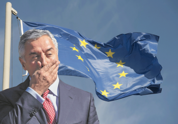 Crnogorski režim izgubio podršku EU