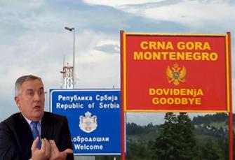 Nastavlja se suluda politika crnogorskog režima: I dalje bez dozvole za ulazak građana Srbije
