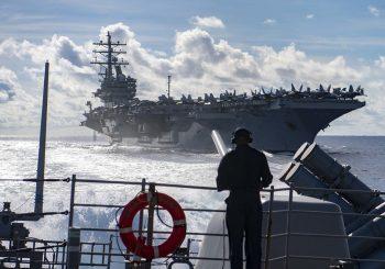 PRATE SITUACIJU: Amerikanci poslali ratni brod kod Krita, žele da spriječe sukob Grčke i Turske