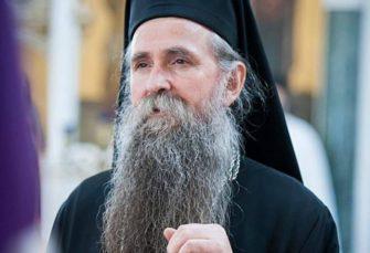 VLADIKA JOANIKIJE: Milo je udarom na SPC krenuo da vadi očni živac pravoslavlja, njega vodi demon vlasti