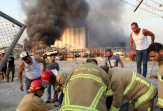 DESETINE RANJENIH, IMA I POGINULIH: Snažne eksplozije potresle Bejrut