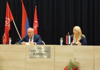 Cvijanović: Nakon izbora ulazimo u ozbiljnu realizaciju planova u Tesliću