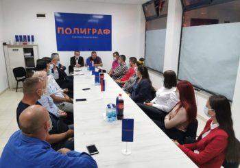 ZORAN TALIĆ: Poligraf očekuje dobar izborni rezultat u Trebinju
