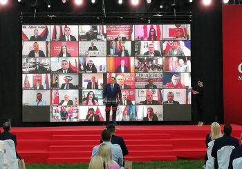 KONVENCIJA SNSD-a: Dodik, Radojičić i Cvijanovićeva pred delegatima onlajn putem