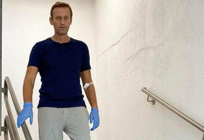 POPRAVILO MU SE STANJE: Ruski opozicionar Aleksej Navaljni pušten iz bolnice u Njemačkoj