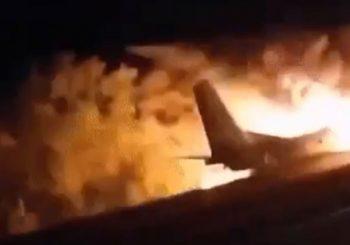 UKRAJINA: Poginule najmanje 22 osobe u padu vojnog aviona