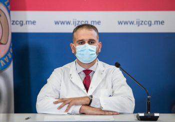 Radojević: Podnio sam ostavku na članstvo u Kriznom medicinskom štabu, to je uradio i Lazović