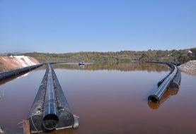 Alumina investirala više od 400.000 evra u postavljanje pontonskih cjevovoda na brani crvenog mulja