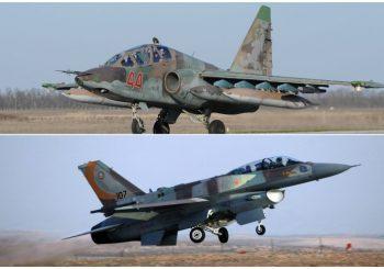 ZVANIČNICI U JEREVANU TVRDE: Turski F-16 oborio jermenski avion