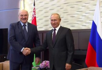 LUKAŠENKO KOD PUTINA: Rusija će pozajmiti Bjelorusiji 1,5 milijardu dolara