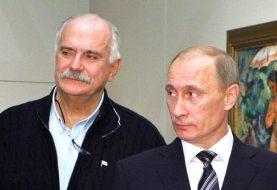 PRIZNANJE REŽISERU: Na 75. rođendan, Nikita Mihalkov dobio orden od Vladimira Putina