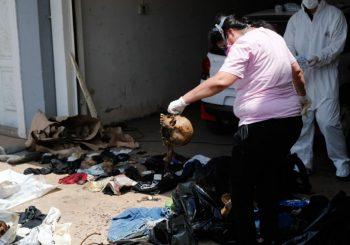 PARAGVAJ: U pošiljci iz Srbije pronađeno sedam leševa