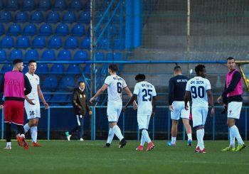 CIRKUS: Prekinut podgorički derbi, igrači Zete napustili teren nakon tri crvena kartona i gola iz penala za Budućnost