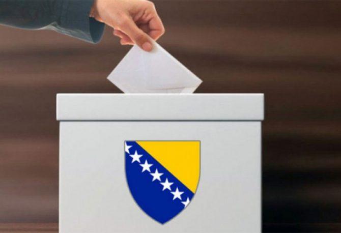 Građani danas biraju lokalnu vlast