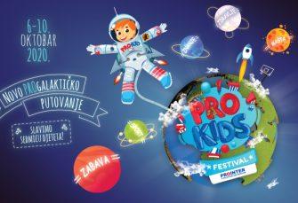 PROKids festival u Dječjoj nedjelji: Mališani putuju na pet planeta