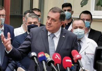 Dodik: Najverovatnije ćemo zatvoriti škole