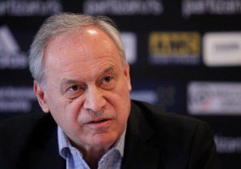 POGOĐEN VIRUSOM: Predsjednik Partizana Milorad Vučelić u teškom stanju