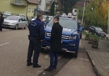 Prnjavor: Stanivukovićev vozač platio parking tek nakon upozorenja komunalca