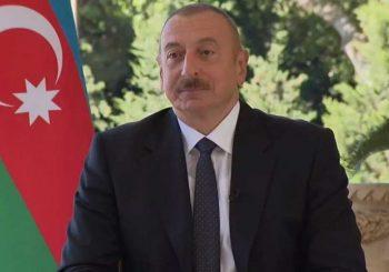 PREDSJEDNIK AZERBEJDŽANA: Ako pregovori ne uspiju, idemo do kraja u ratu sa Jermenima