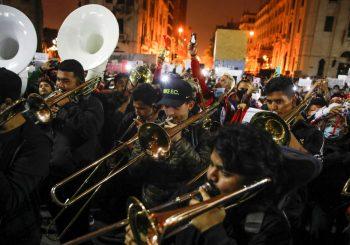 POKRETNA TRAKA: Peru za sedam dana promijenio tri predsjednika