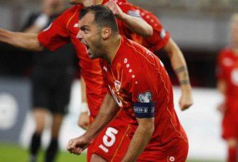 PANDEV DAO GOL ODLUKE: Sjeverna Makedonija se prvi put plasirala na Evropsko prvenstvo