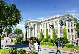VRIJEDNOST 6,8 MILIONA KM: Cicko Bjelica u Sokocu podiže gradsku kuću, trg i spomenik
