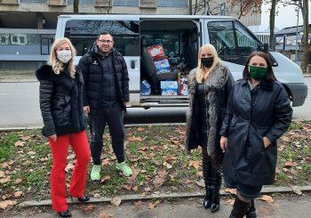 Članice Inner Wheel Kluba Banjaluka uručile paketiće za mališane iz socijalno ugroženih porodica