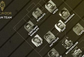 """TOP 11: """"Frans fudbal"""" izabrao najbolji tim svih vremena"""