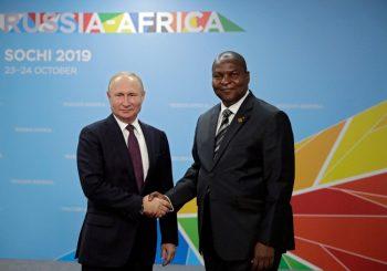 CENTRALNA AFRIKA: Dosadašnji predsjednik pobijedio na izborima, Rusija poslala mirovne snage