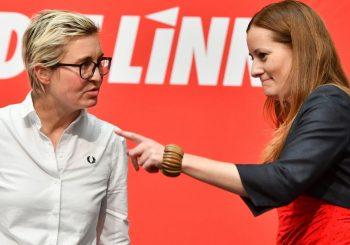 "PRIPREME ZA IZBORE: Ženski tandem na čelu stranke ""Ljevica"" u Njemačkoj"