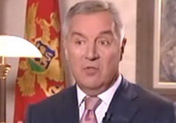 Milo Đukanović lobira za bombardovanje Srbije