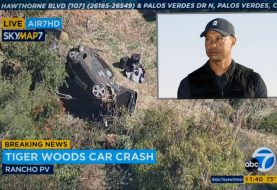 VIŠESTRUKI PRELOMI: Tajger Vuds, najpoznatiji igrač golfa, povrijeđen u teškoj saobraćajnoj nesreći
