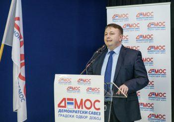 SLAĐAN JOVIĆ: DEMOS će biti još jači na ponovljenim izborima u Doboju