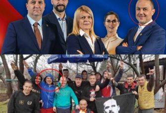 """""""Fašisti budućnosti će se zvati antifašisti"""": Кo je Marko Blečić, DPS kandidat za odbornika u Nikšiću"""
