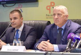 Smijenjeni Lazović, Baković, Spičanović i ostali pomoćnici direktora Uprave policije CG