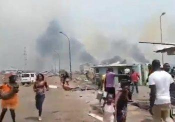 EKVATORIJALNA GVINEJA: Od eksplozije iz kasarne poginulo najmanje 98, a povrijeđeno 615 ljudi